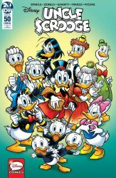 IDW Publishing's Uncle Scrooge Issue # 50ri