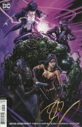 DC Comics's Justice League Dark Issue # 9b