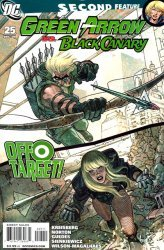 DC Comics's Green Arrow and Black Canary Issue # 25
