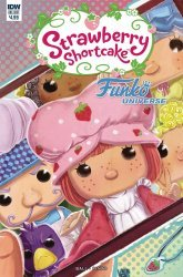 IDW Publishing's Strawberry Shortcake: Funko Universe Issue # 1