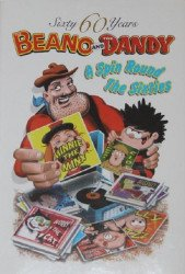 D.C. Thomson & Co.'s Beano and the Dandy: A Spin Round the Sixties Hard Cover # 1