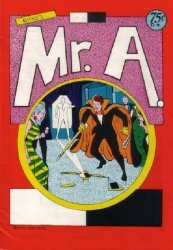 Comic Art Publishers's Mr. A Issue D*4