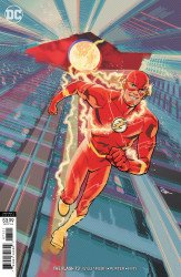 DC Comics's The Flash Issue # 73b