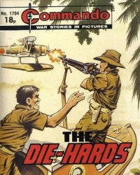 D.C. Thomson & Co.'s Commando: War Stories in Pictures Issue # 1704