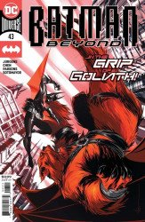 DC Comics's Batman Beyond Issue # 43