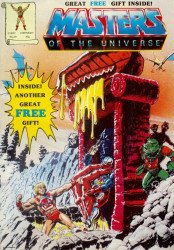 London Editions Magazines's Masters of the Universe Issue # 29
