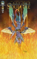 Aspen Entertainment's All New Soulfire Issue # 6b