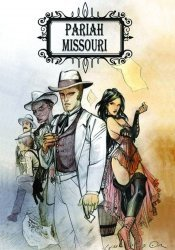 Salazar Entertainment's Pariah Missouri Soft Cover # 1