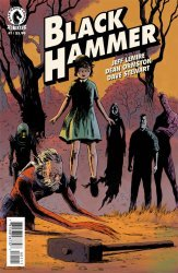 Dark Horse's Black Hammer Issue # 1