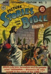 DC Comics's Picture Stories from the Bible: New Testament Issue # 2