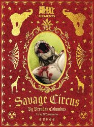 Heavy Metal's Savage Circus Issue # 3