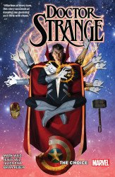 Marvel Comics's Doctor Strange TPB # 4