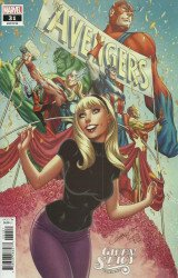 Marvel Comics's Avengers Issue # 31b