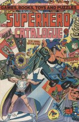 Superhero Enterprises's The Superhero Merchandise Catalog Issue # 5