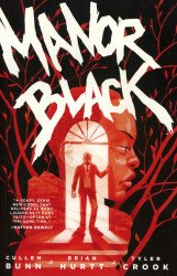 Dark Horse Comics's Manor Black TPB # 1