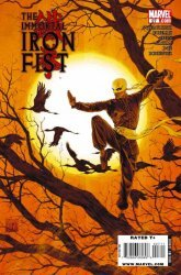 Marvel's The Immortal Iron Fist Issue # 27
