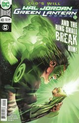 DC Comics's Hal Jordan and the Green Lantern Corps Issue # 40