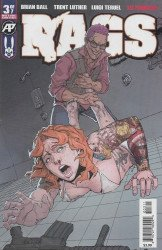 Antarctic Press's Rags Issue # 3