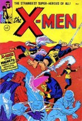 Yaffa Publishing Group's X-Men Issue # 1