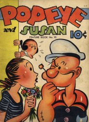 David McKay Publications's Feature Books: Popeye Issue # 10
