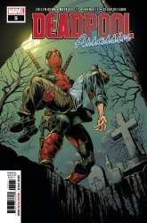 Marvel Comics's Deadpool: Assassin Issue # 5