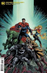 DC Comics's DCeased: Dead Planet Issue # 1 - 3rd print