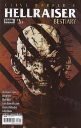 BOOM! Studios's Clive Barker's Hellraiser: Bestiary Issue # 2