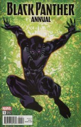 Marvel Comics's Black Panther Annual # 1b