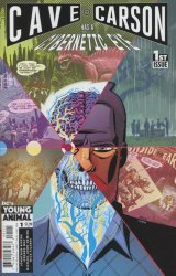 DC Comics's Cave Carson Has A Cybernetic Eye Issue # 1