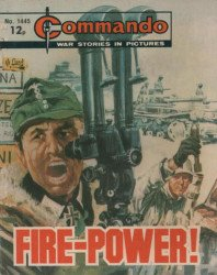 D.C. Thomson & Co.'s Commando: War Stories in Pictures Issue # 1445