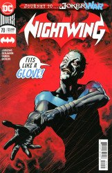 DC Comics's Nightwing Issue # 70-2nd print