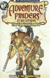 Action Lab Entertainment's Adventure Finders: Edge Of Empire Issue # 2