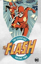 DC Comics's Flash: The Silver Age TPB # 2