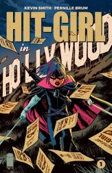 Image Comics's Hit-Girl Issue # 1