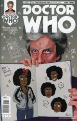 Titan Comics's Doctor Who: 12th Doctor - Year Three Issue # 10