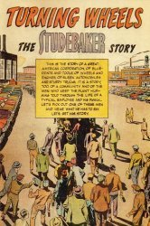 Studebaker Company's Turning Wheels: The Studebaker Story Issue nn