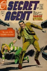 Charlton Comics's Secret Agent Issue # 10