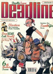 Deadline Publications Ltd.'s Deadline Magazine Issue # 65