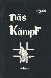 Walter Bachner and Bagginer Productions's Das Kampf Issue # 1
