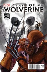Marvel's Death of Wolverine Issue # 1t