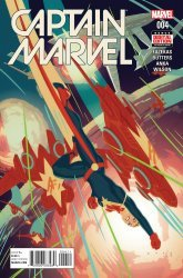 Marvel Comics's Captain Marvel Issue # 4