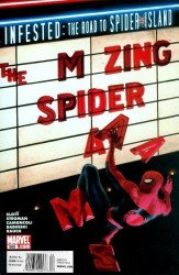 Marvel Comics's Amazing Spider-Man Issue # 665b