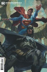 DC Comics's Batman / Superman Issue # 6b
