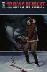 IDW Publishing's 30 Days of Night Issue # 5b