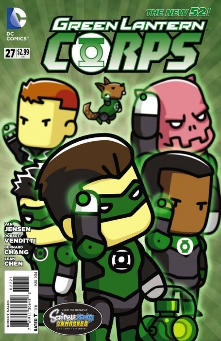 Green lantern corps comic cover - photo#19