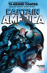Marvel Comics's Captain America TPB # 3