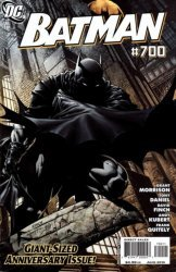 DC Comics's Batman Issue # 700