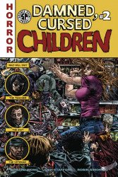 Source Point Press's Damned, Cursed Children Issue # 2