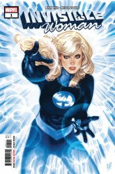 Marvel Comics's Invisible Woman Issue # 1