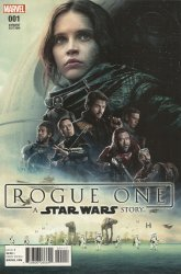 Marvel Comics's Star Wars: Rogue One Issue # 1walmart